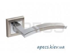 Ручки раздельные APECS H-18102-A-NIS/CR Marin Windrose