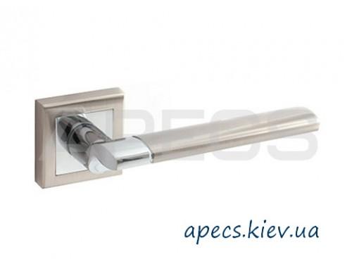 Ручки раздельные APECS H-18092-A-NIS/CR Blast Windrose