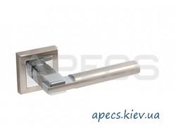 Ручки раздельные APECS H-18038-A-NIS/CR Brisa Windrose