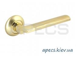 Ручки раздельные APECS H-0892-A-GM/G Cairo Megapolis