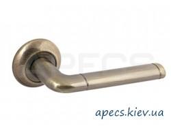 Ручки раздельные APECS H-0883-A-AB Hong Kong Megapolis