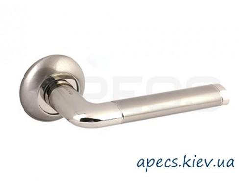Ручки раздельные APECS H-0883-A-NIS/NI Hong Kong Megapolis