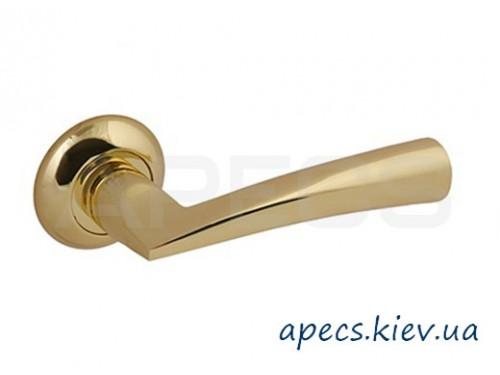 Ручки раздельные APECS H-0880-A-G Delhi Megapolis