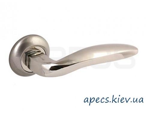 Ручки раздельные APECS H-0809-A-NIS/NI Beijin Megapolis