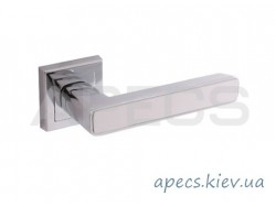 Ручки раздельные APECS H-18107-A-NIS/CR Windrose Nevada