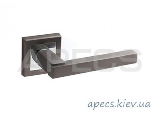 Ручки раздельные APECS H-18100-A-GRF Windrose Sirocco