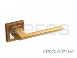 Ручки раздельные APECS H-18105-A-AN Borey Windrose
