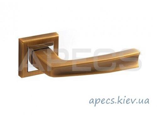 Ручки раздельные APECS H-18103-A-AN Mistral Windrose