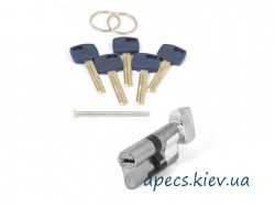Цилиндр APECS Premier XR-90-C15-Ni