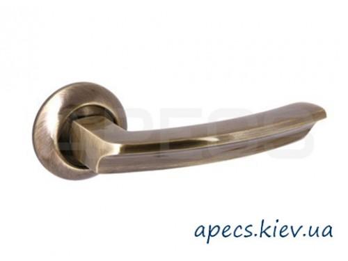Ручки на розетке APECS H-0893-A-AB Megapolis Dubai