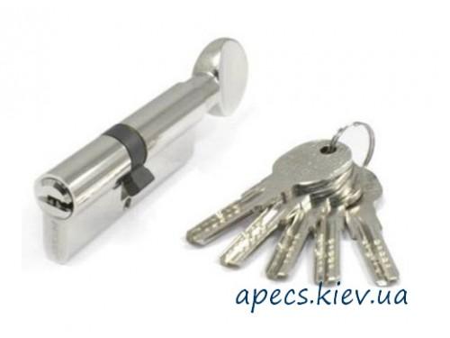 Цилиндр APECS Premier QM-90(50C/40)-C-NI