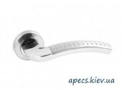 Ручки раздельные APECS H-0426-Z-CRM/CR-UA (Spindle 150)