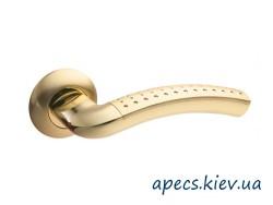 Ручки на розетке APECS H-0526-Z-GM/G Premier