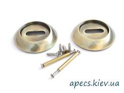 Накладка сувальдная APECS DP-S-05-AB