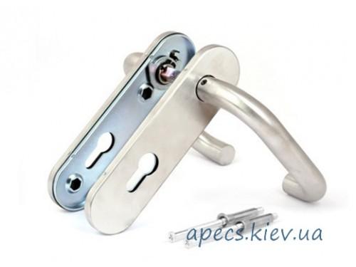 Ручка на планке APECS HP-72.1303-INOX