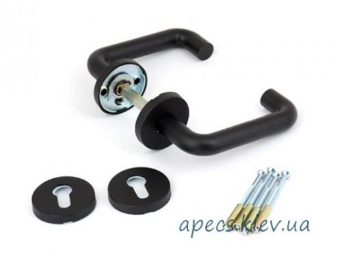 Ручки раздельные APECS H-0203-BL (DP-C-02) adapter 8/9