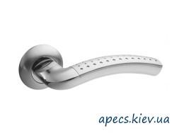 Ручки на розетке APECS H-0526-Z-S/CR Premier