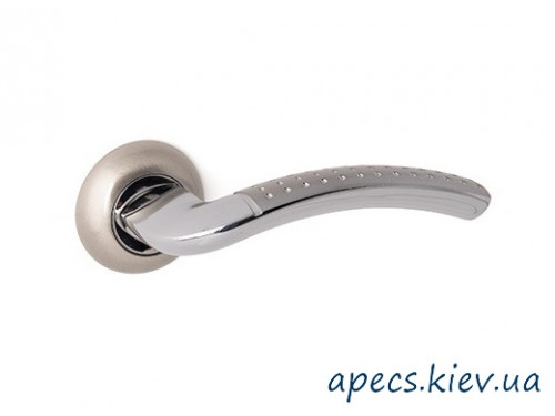 Ручка дверная Code Deco H-14026-A-NIS/CR (UA)
