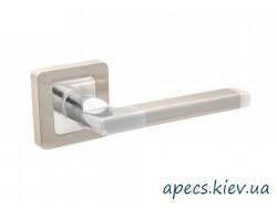 Ручка дверная Code Deco H-22050-A-NIS/CR (UA)