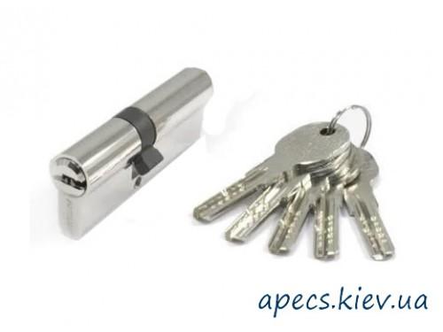 Цилиндр APECS Premier QM-60-NI