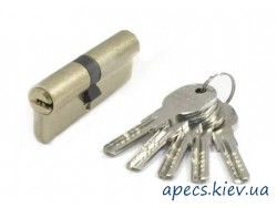 Цилиндр APECS Premier QM-90-G