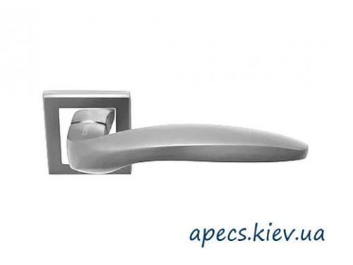 Ручки раздельные APECS H-18009-A-NIS Windrose Garmsil никель матовый
