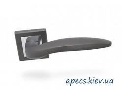 Ручки раздельные APECS H-18009-A-GRF Windrose Garmsil