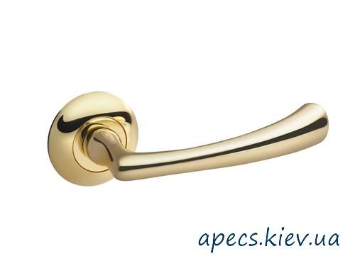 Ручки на розетці APECS H-0569-Z-G Premier