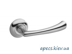 Ручки на розетке APECS H-0569-Z-S Premier
