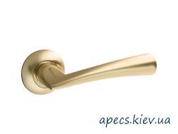 Ручки на розетке APECS H-0580-Z-GM Premier