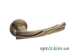 Ручки на розетке APECS H-0597-Z-AB New Premier