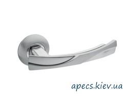 Ручки на розетке APECS H-0597-Z-CRM/DC New Premier