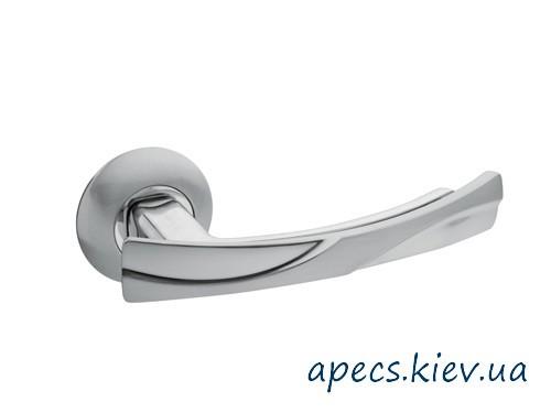 Ручки на розетці APECS H-0597-Z-CRM/DC New Premier
