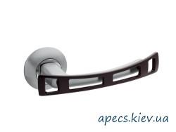 Ручки на розетке APECS H-0598-Z-CRM/BW New Premier