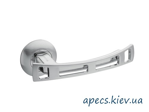 Ручки на розетке APECS H-0598-Z-CRM/CR New Premier