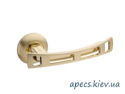Ручки на розетке APECS H-0598-Z-GM/G New Premier