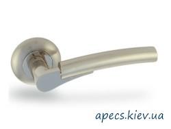 Ручки на розетке APECS H-0721-S/Ni