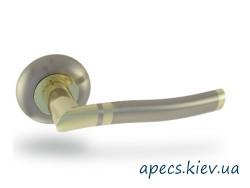 Ручки на розетке APECS H-0735-S/G