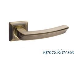 Ручки на розетке APECS H-0593-A-SQUARE-AB