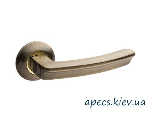 Ручки на розетке APECS H-0593-A-AB Premier