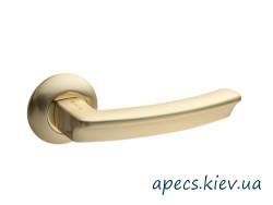 Ручки на розетке APECS H-0593-A-GM Premier