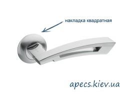 Ручки на розетке APECS H-0599-A-SQUARE-S/CR