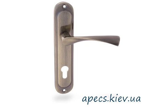 Ручки на планке Avers HP-85.0123-AL-AB (114mm)