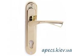 Ручки на планці Avers HP-85.0123-AL-G (125mm)