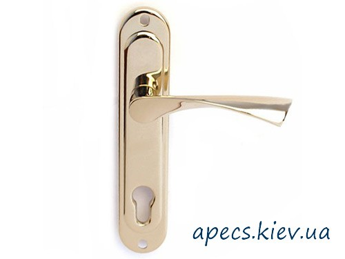 Ручки на планке Avers HP-85.0123-AL-G (114mm)