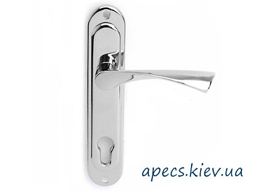 Ручки на планке APECS HP-85.0123-CR