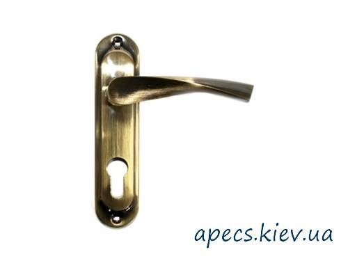 Ручки на планке APECS HP-1023-AB (61.5мм)