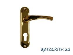 Ручки на планке APECS HP-1023-G (61.5мм)