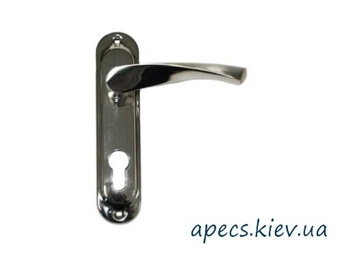 Ручки на планке APECS HP-1023-S/Ni (61.5мм)