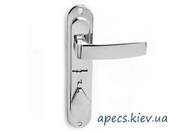 Ручки на планке APECS HP-42.0101-S-C-CR-L